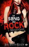 Le sang du rock T
