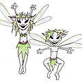 Des elfes