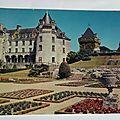 St Porchaire chateau Roche Courbon datée 1981