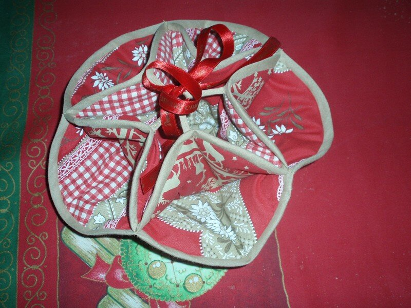 Corbeille de Noël