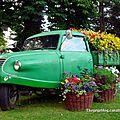 Goliath dreirad camionette légère (1955-1961)(Europapark) 04