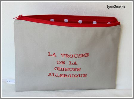 trousse chieuse