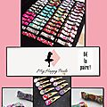 Des barrettes liberty chez my happy poule