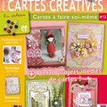 Avant premiere : passion cartes creatives n° 13