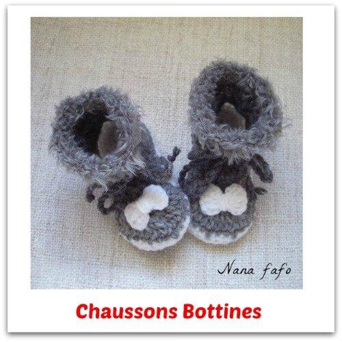 Chaussons-bebe-bottines-tuto