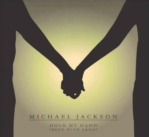 mj-hold-my-hand-cover-pochette