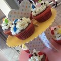 cupcakes choco coco