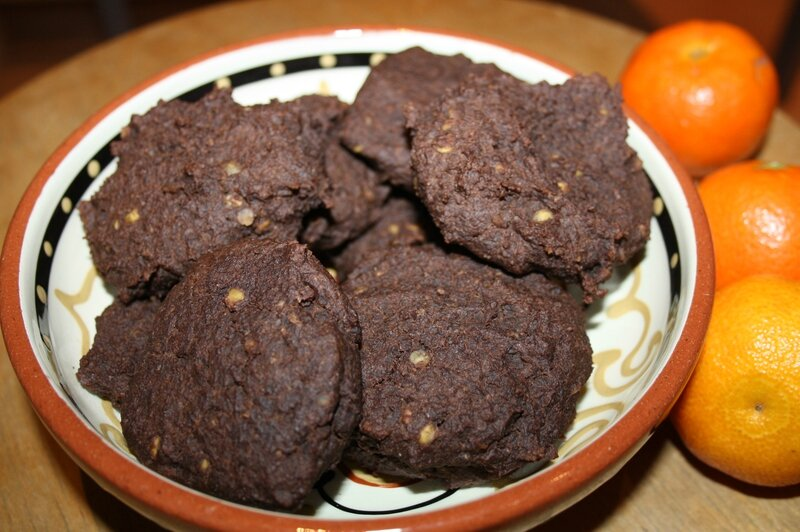 biscuits tahin lentilles vegebon