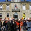 Les rassemblements du 1er mai 2009 dans la manche (50) et à avranches