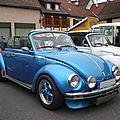 Volkswagen coccinelle vw 1303 cabriolet