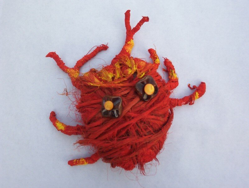 crabe ficelle