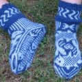 fisherman's socks