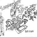 Quelques dessins précédent la création du blog
