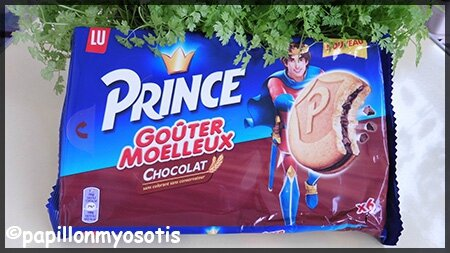 Prince moelleux