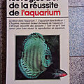 Réussite d'un aquarium