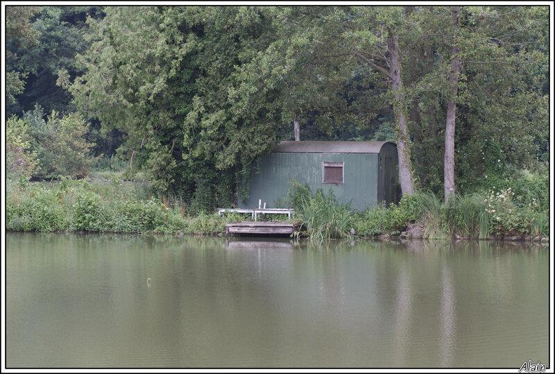 la cabane du pêcheur...si bien chantée par Cabrel...