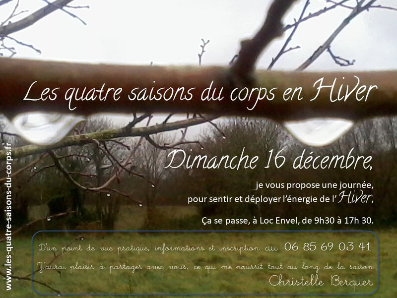 l'hiver annonce stage