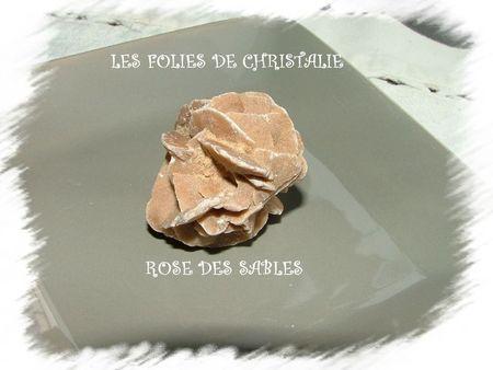 Roses des sables 6