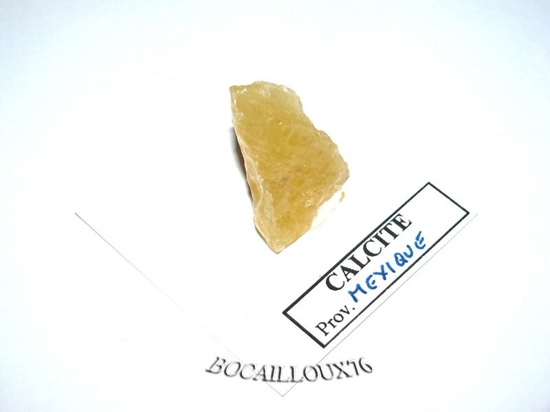 CALCITE S300 - MEXIQUE