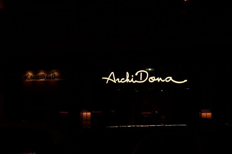 Archi DONNA à Caen Mai 2007