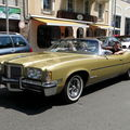 Pontiac grand ville convertible 1972