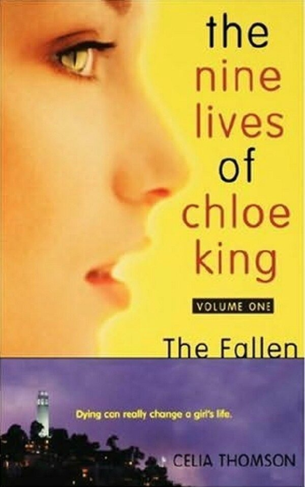 The 9 Lives Of Chloe King Liz Braswell On Bookine
