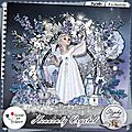 Heavenly crystal , le nouveau kit de stephy scrap