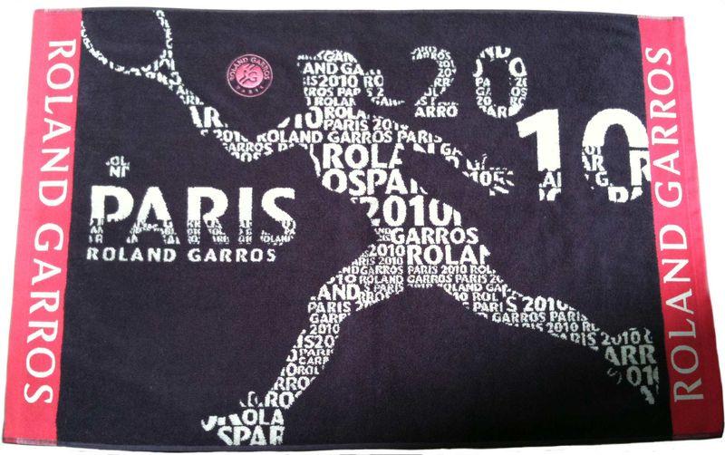 Serviette De Bain Roland Garros 2013.Dog Et Roland Garros 2010 Studio Dog