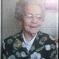 Hommage à ma grand-mère