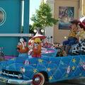 la parade des Disney Studios : Toy Story