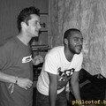 dj Raff et dj Mehdi