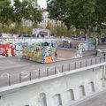 Place aux skate board