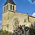 Les 14 églises des Coteaux Macariens