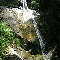 Canyon du Haut Gourzy 7 Août 2012