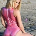 realise_rubber_swimsuit_n_007sh_shiny_pink