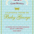 Le journal de baby george