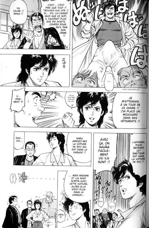 Canalblog Japon Manga City Hunter Erections Best Of Tome16 07