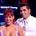 Amel - Demi Finale - chacha I will survive Pussycat dolls - DALS3 15