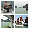 Baie halong boat