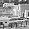 Le lycée agricole sort de terre à yabassi