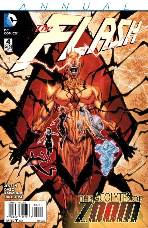 new 52 flash annual 4