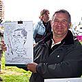 Caricature en direct BOURSIER 3