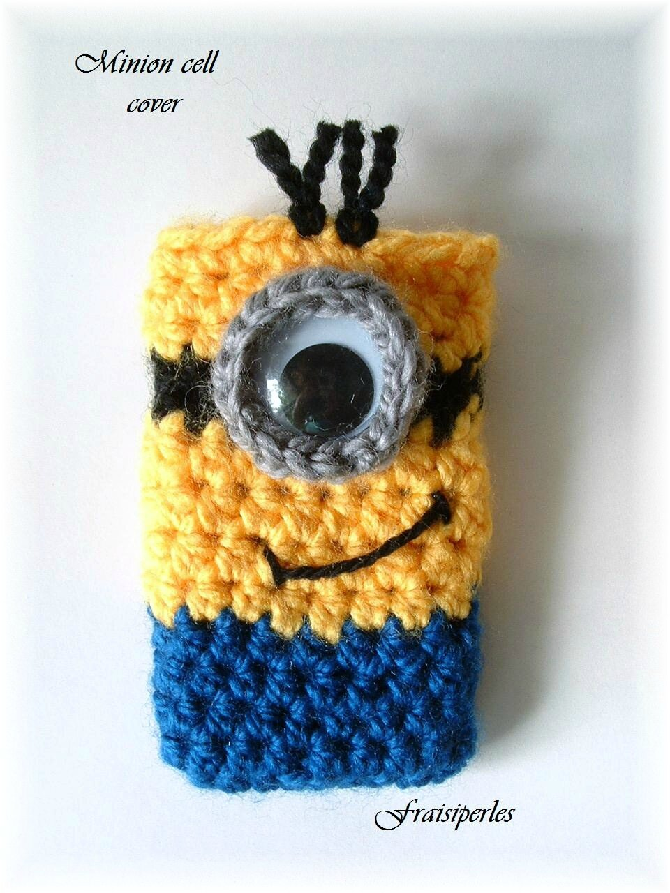 minion cell cover