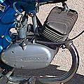 Les derniers 100cc à 4 vitesses 1967/1969