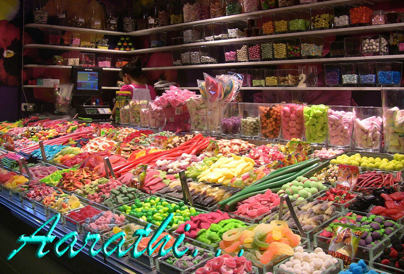 Sweet Treats & Candy Stall