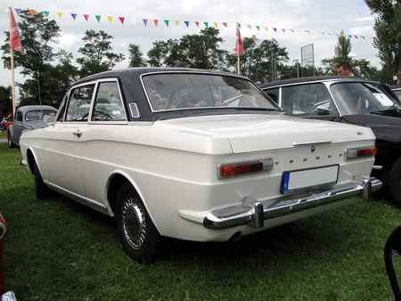 FORD Taunus 15M P6 Berline 2 portes 1966 18e Bourse de Créhange 2010 2