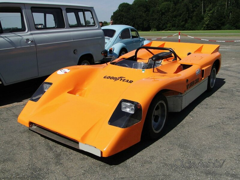 mc laren m8b can am 1969 a