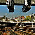 Réseau ferroviaire.