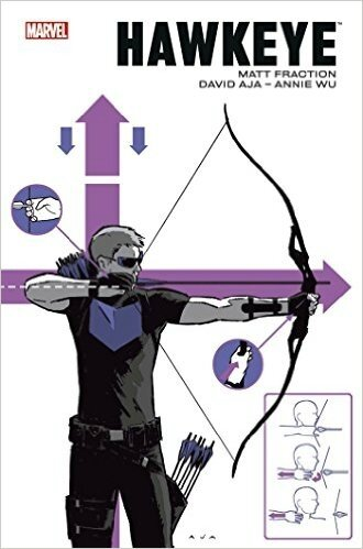 marvel icons hawkeye par fraction