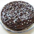 Le gâteau choco d'anne-sophie